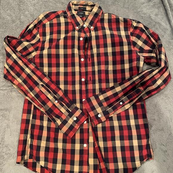 Mens j crew shirt